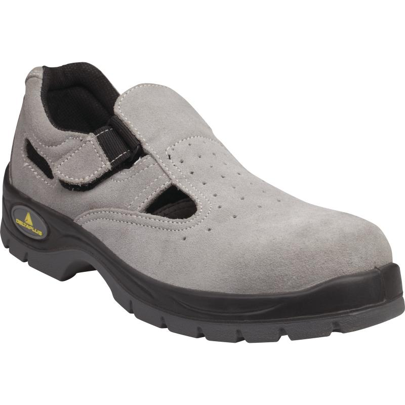7ee28581793c7 Pracovná a bezpečnostná obuv s oceľovou špicou a planžetou