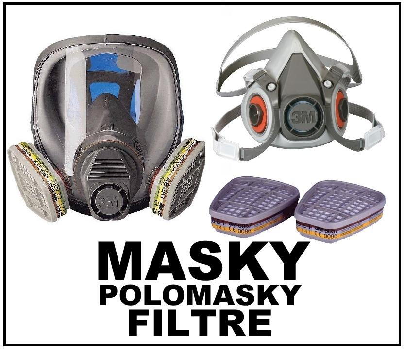 Pracovné ochranné pomôcky - Filtračné masky d988c6ccbc
