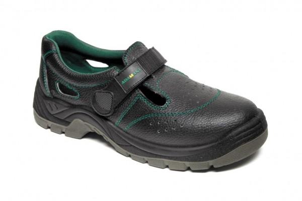 fc1282ebc231b Bezpečnostná obuv Adamant Classic sandal S1 | PRACOVNÉ ODEVY KADO ...