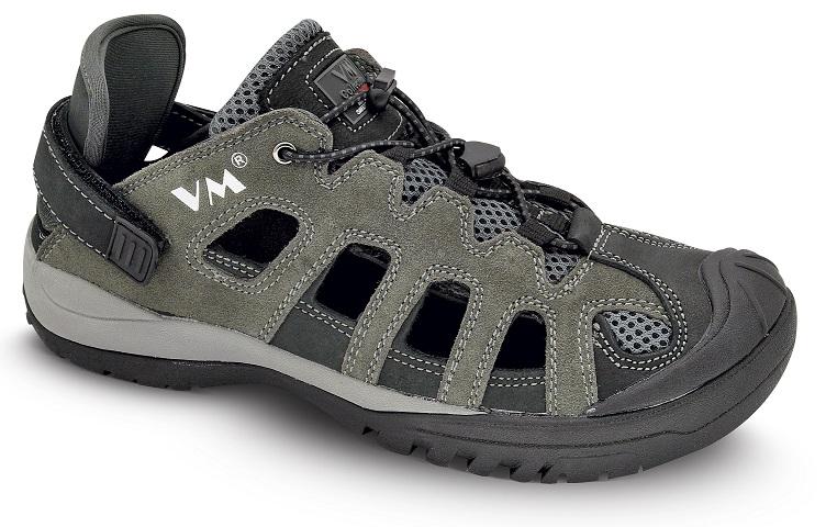 9a50a01e2026 Pracovná obuv VM - TREKOVÝ SANDÁL TRIPOLIS 4675-O1 šedá