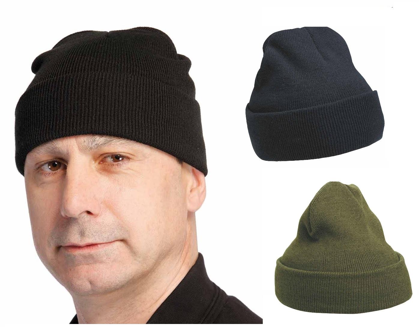 b0b9fa2073623 Pracovné odevy - Pletená čapica MESCOD/MASCOT 100% akryl 74g PA ...