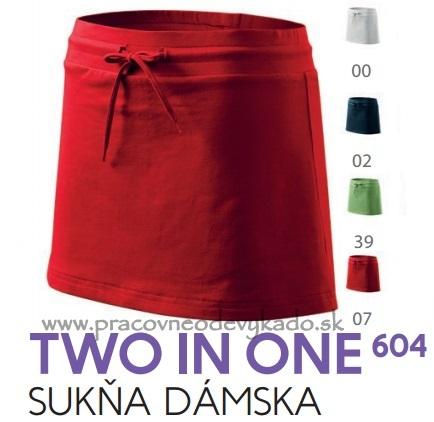 604 Sukne adler dámske Skirt 2 in 1 200 viac farieb  deae32cfc0