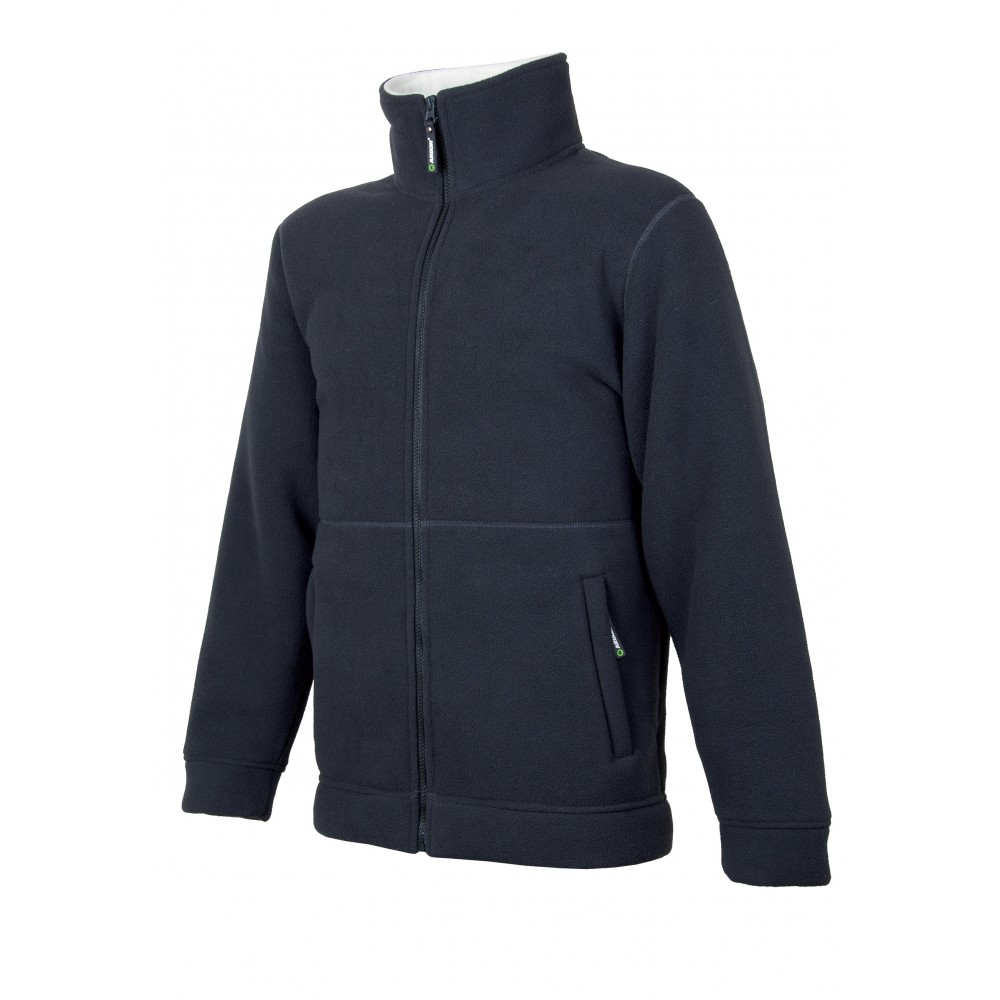 1f096bd88c2 Pracovné odevy - Fleecová bunda TIMOTHY ARDON MODRÁ