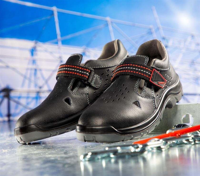 Pracovná obuv ARDON ARSAN REFLEX SANDÁL 01 4d81be8b817