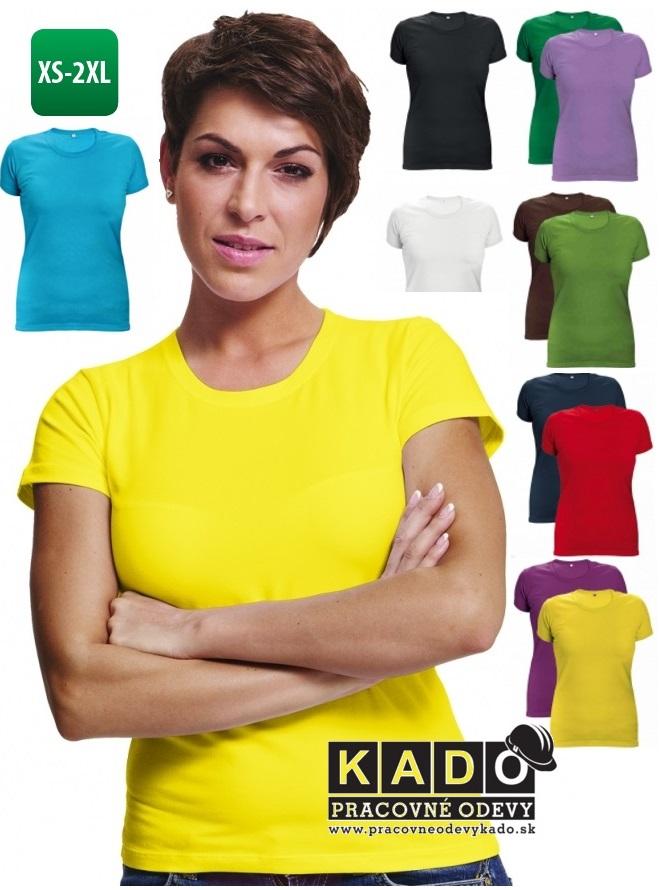 05311b82242d Dámske tričko SURMA LADY ČERVA 170g