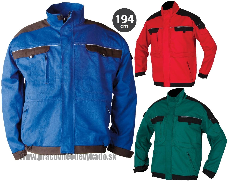 450d4c37369c Pracovné odevy - Predĺžená Monterková blúza COOL TREND na 194cm