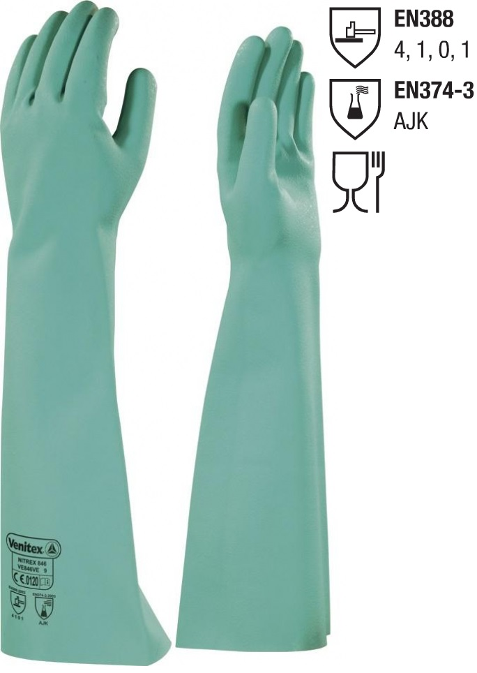 59b90695ab5 Pracovné rukavice NITREX 846 DELTAPLUS