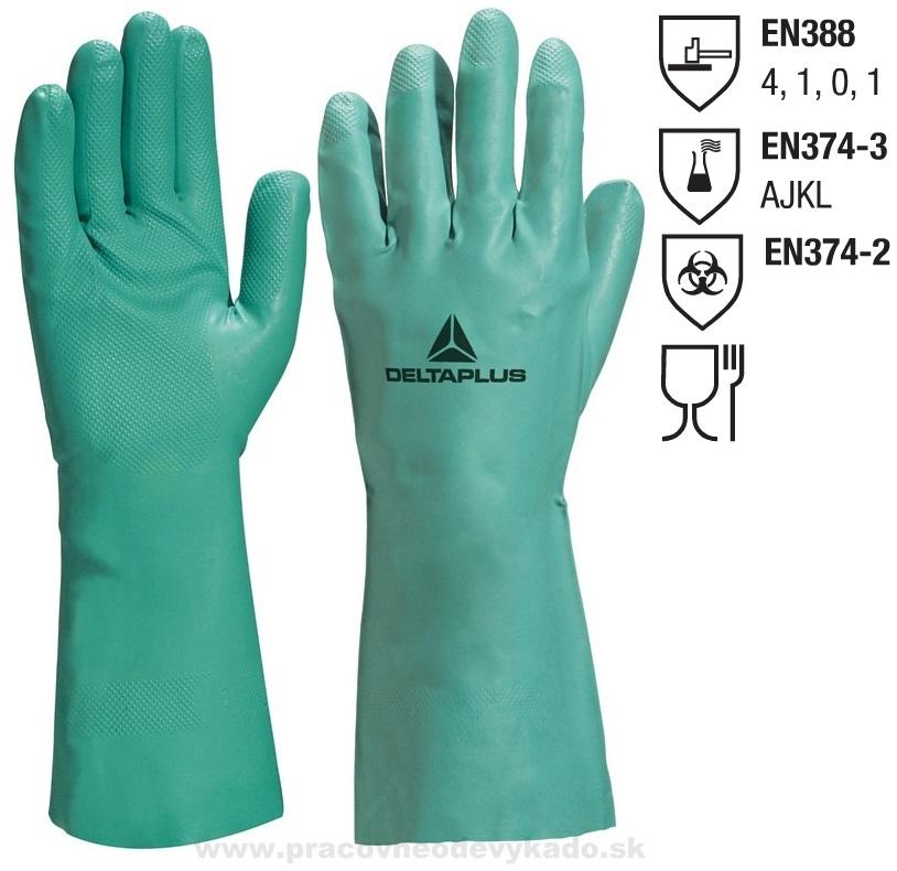 33e2e92490a Pracovné rukavice NITREX 802 DELTAPLUS