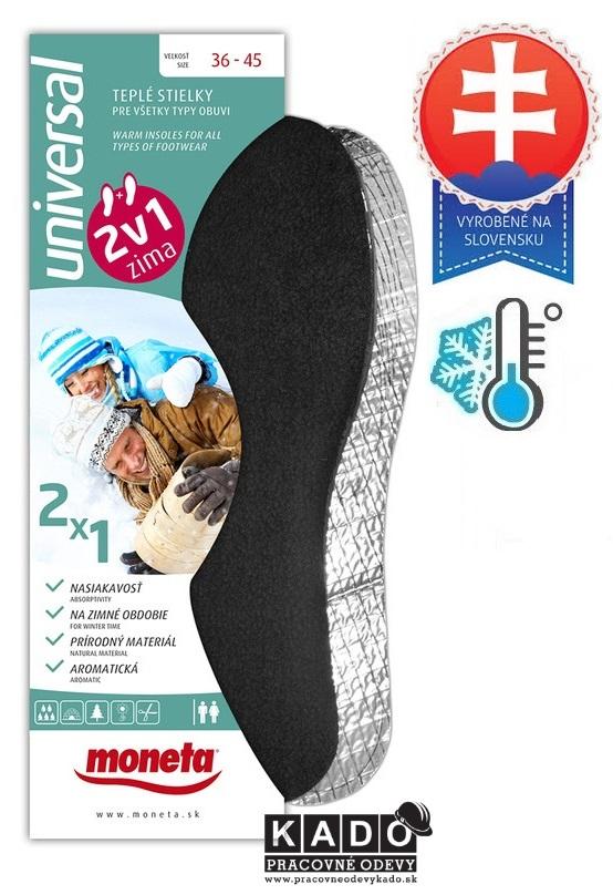 Zimné stielky do obuvi 2v1 MONETA UNISEX - STRIHACIE b1f3d3a3bd2
