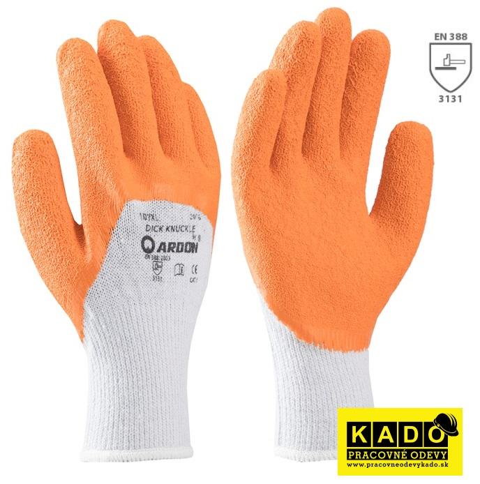Pracovné rukavice DICK KNUCKLE ARDON 4e1e113f41