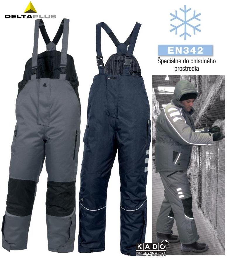 6ccb268f25f3 Pracovné odevy - Zateplené nohavice ICEBERG DELTAPLUS do extrémnych teplôt