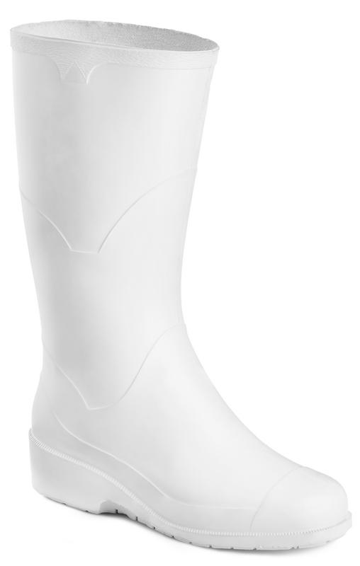 9358b03d24 Pracovná obuv - pracovné čižmy biele 0161-1