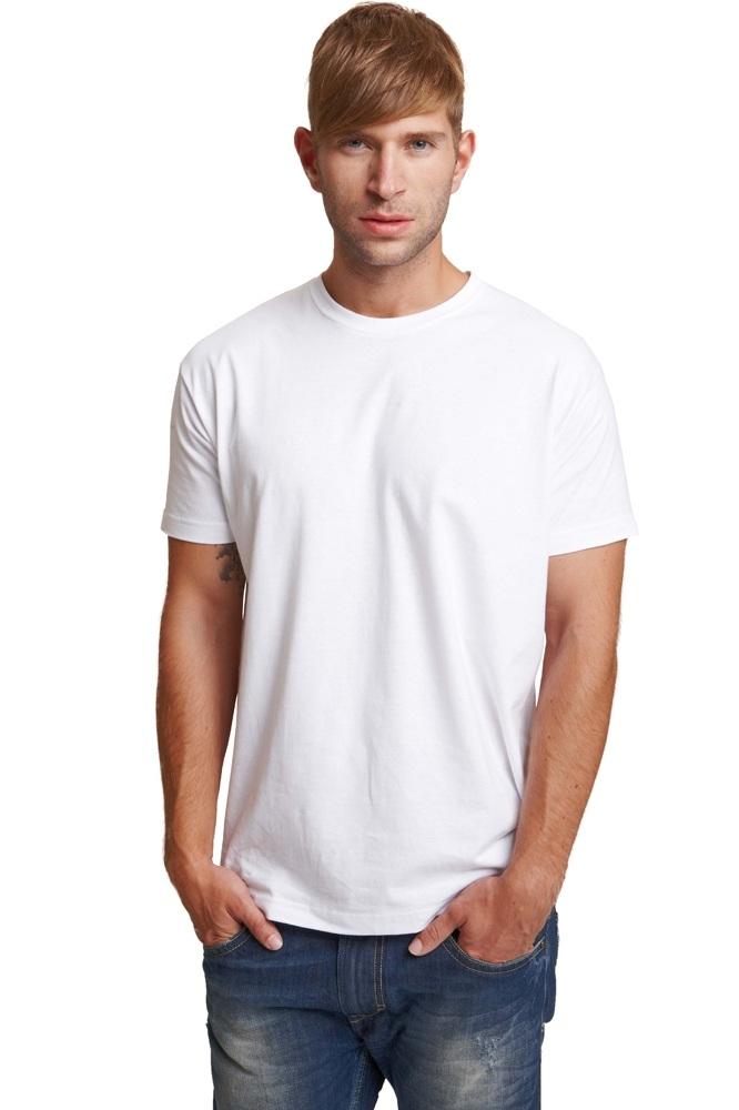 0088ae629c5d Pracovné odevy - Tričko GARAI ČERVA 190g m2 biele