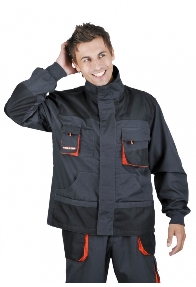 Pracovné odevy-monterková Bunda EMERTON 43070efc052