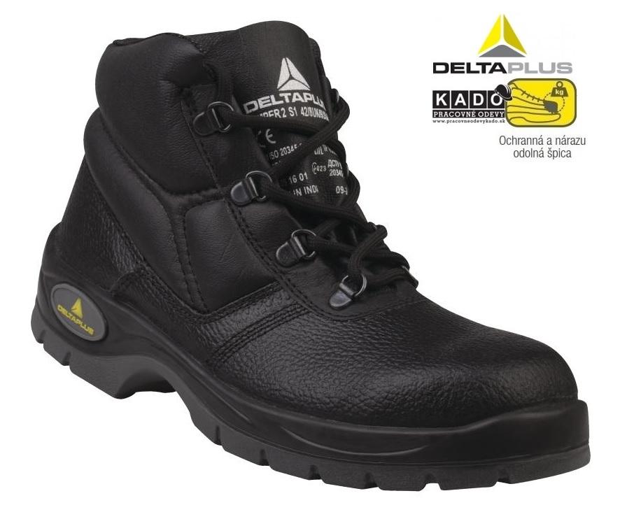15d2113878 Bezpečnostná obuv JUMPER S1 SRC DELTAPLUS