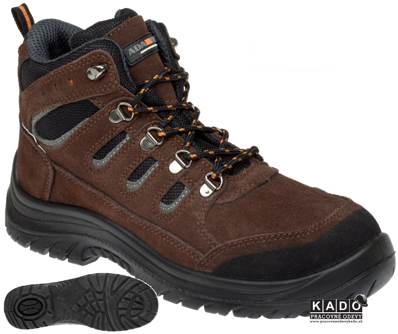 5a3adb063ea87 Pracovná obuv Adamant BAXTER HIGH kotník O1 | PRACOVNÉ ODEVY KADO ...