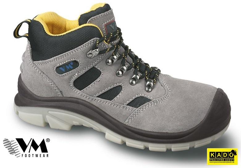 Pracovná obuv VM - MADRID 2990 - 01 SRC obuv 806b0e9a670