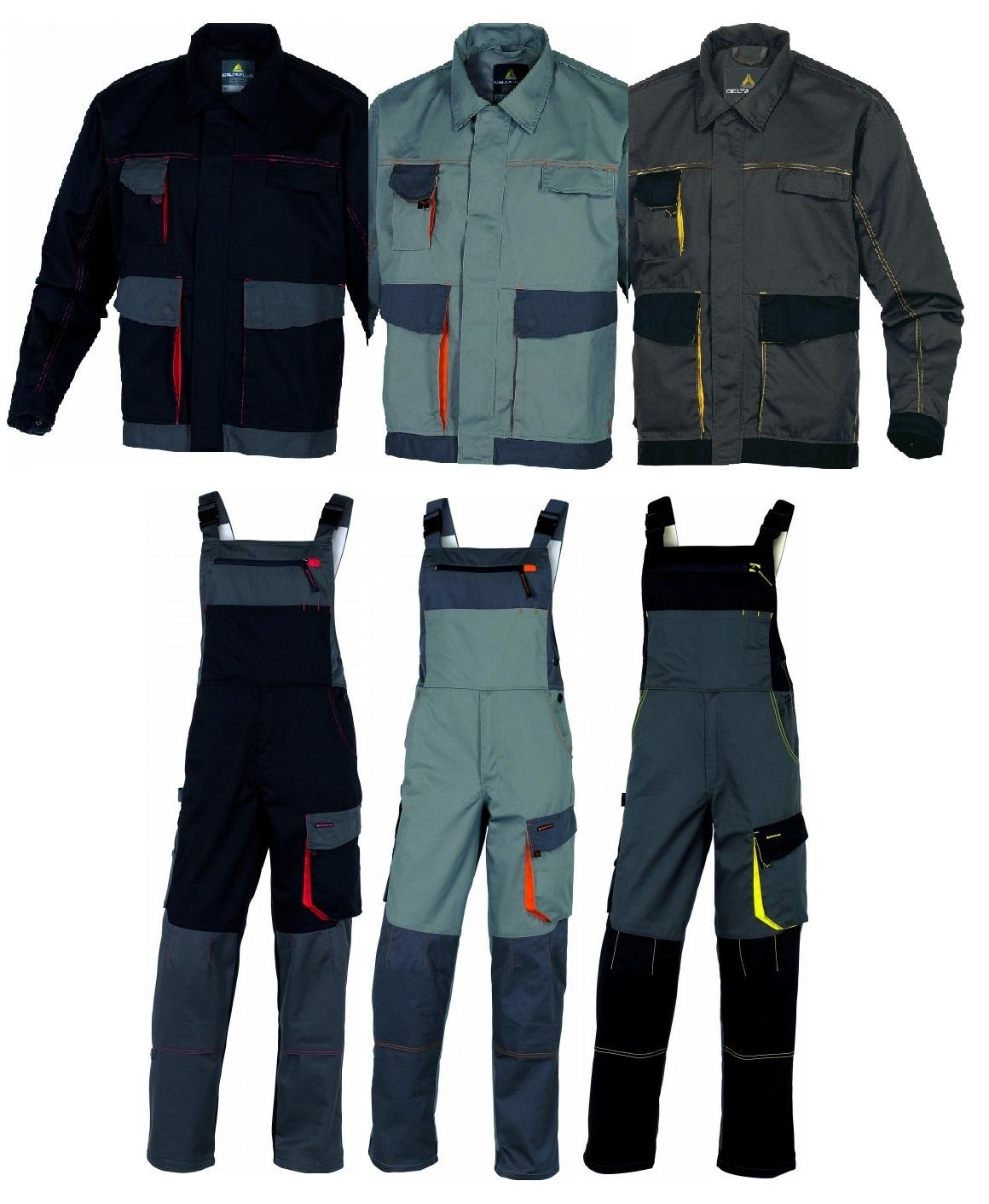 6b305bb9dafd Pracovné odevy - Súprava D-MACH DELTAPLUS na traky