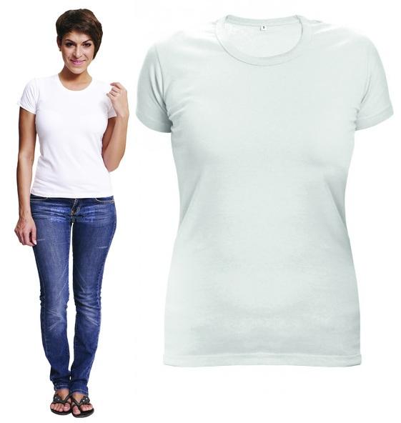 0ea6b0eb327a Dámske tričko SURMA LADY biele