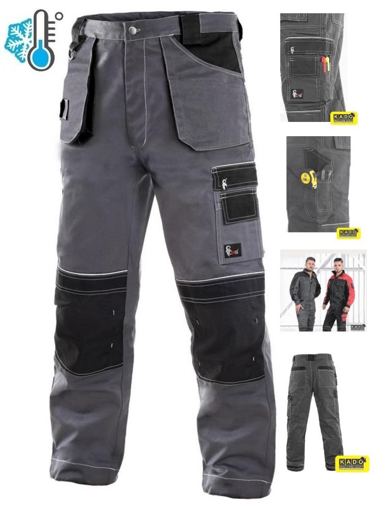 7609f3df3285 Pracovné odevy - Zateplené nohavice ORION TEODOR CXS do pásu ...