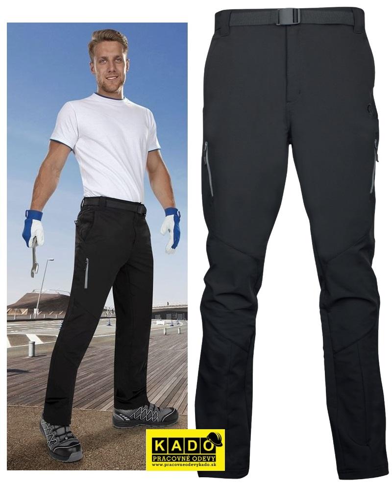 c2e777cfec68 Trekové nohavice HILL ARDON s opaskom
