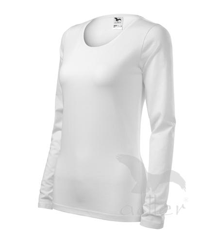 9a871a6a6 Pracovné odevy - 139 tričko dámske Slim adler 00 biela | PRACOVNÉ ...