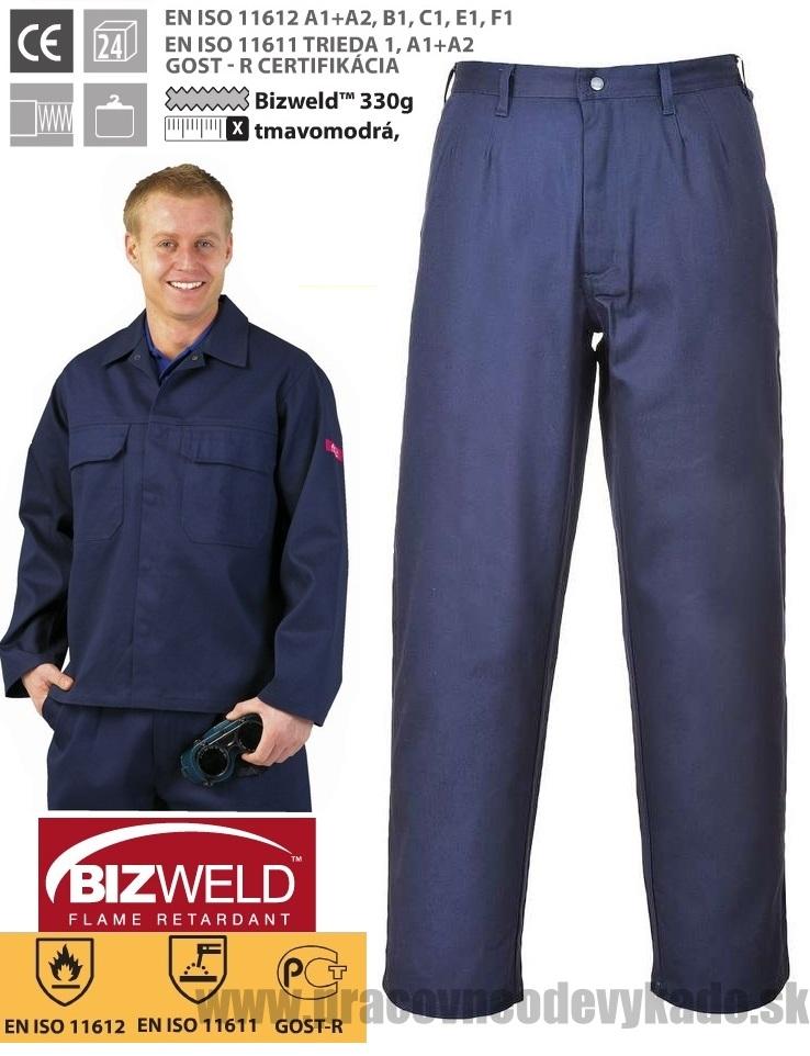 8375c89db3b Pracovné odevy-Zváračská súprava Bizweld BZ30+BIZ2 PORTWEST ...