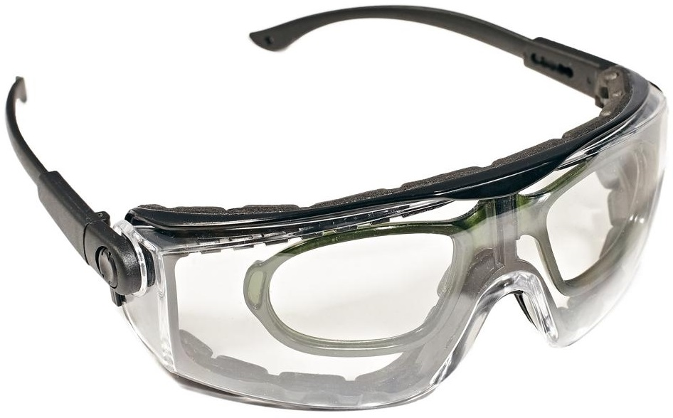 Pracovné okuliare BENAIS ISPECTOR ČÍRE  6269d74a49e