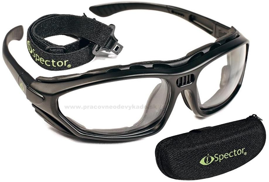 ebdd3366a Pracovné okuliare CUSSAY ISPECTOR ČÍRE   PRACOVNÉ ODEVY KADO ...