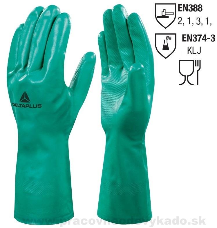 23656143a9c Pracovné rukavice NITREX 801 DELTAPLUS