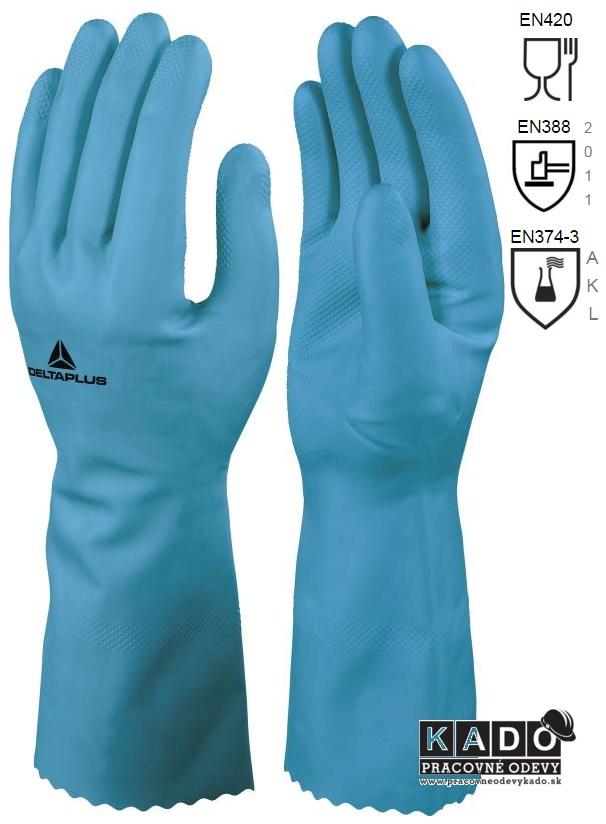 0eb9d5a1a80 Pracovné rukavice DELTAPLUS SOFT-NIT VE470