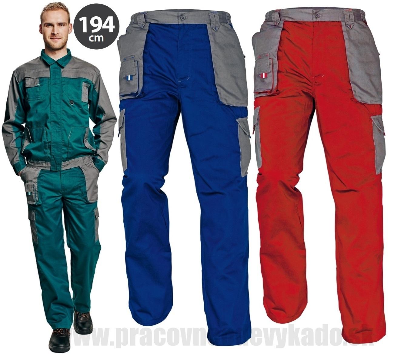 777821104f29 Pracovné odevy - Nohavice MAX EVOLUTION NEW do pásu predĺžené ...
