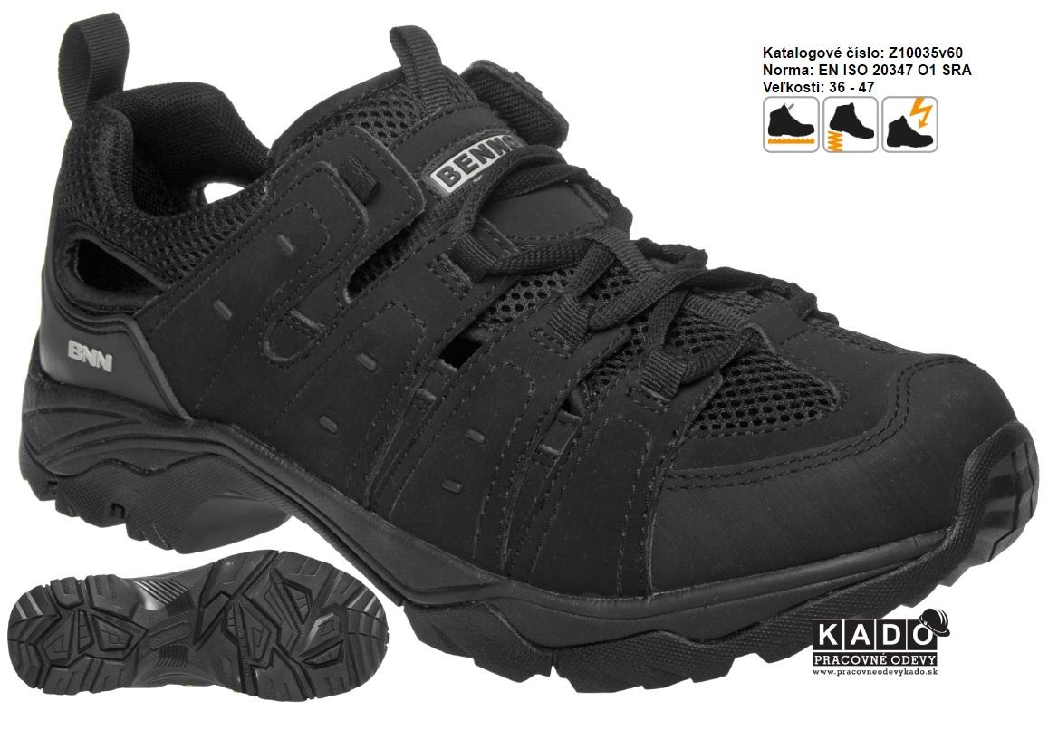 Pracovná obuv treková BENNON AMIGO 5577bb12cd0