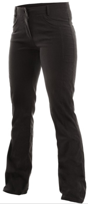 554cb4498c18 Pracovné odevy - dámske nohavice ELEN CXS čierne