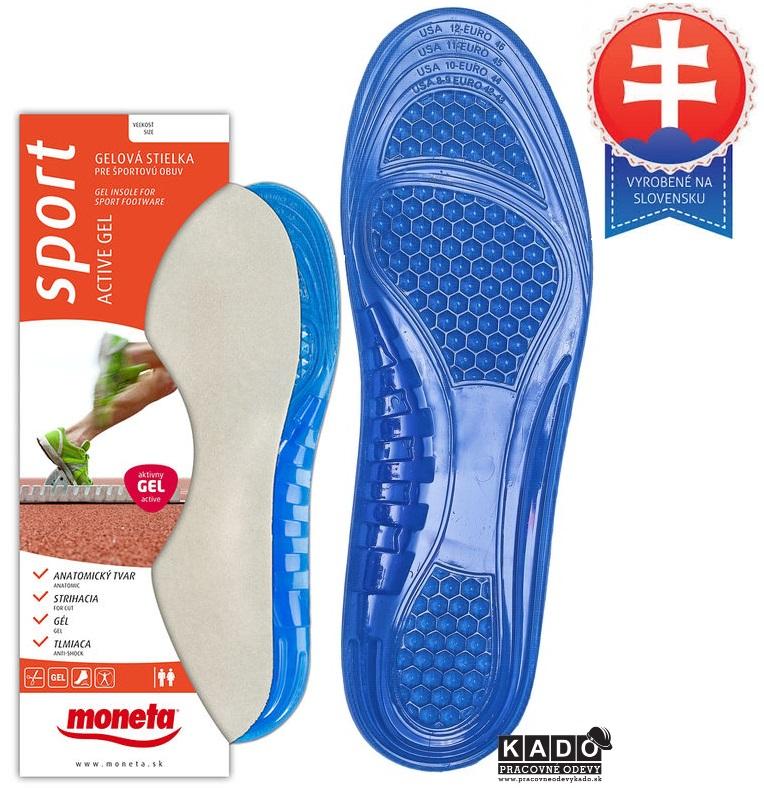d232c69abdae Gélové vložky do topánok Active gel CXS MONETA