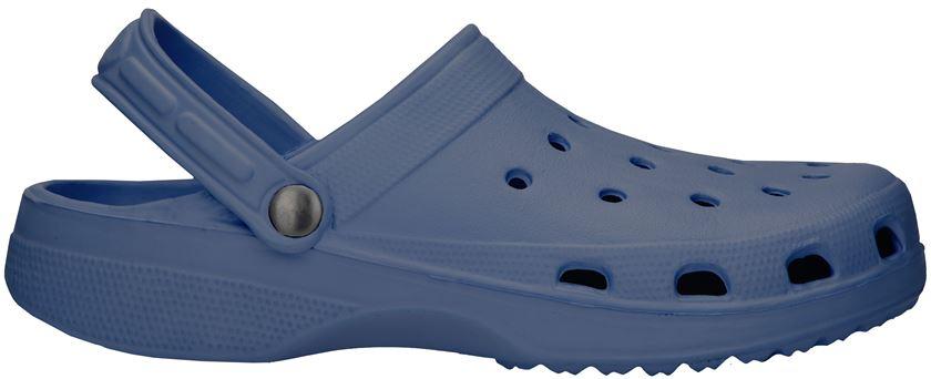 Outdoorová obuv - gumové šľapky ATLANTIK OUTDOOR tmavomodré 507200b6481