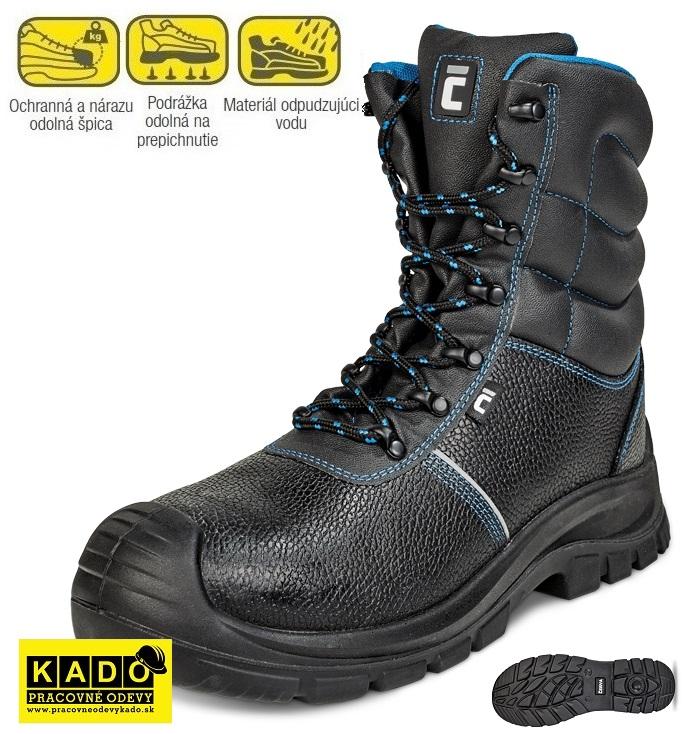0e4d86d2a85ba Bezpečnostná holeňová obuv RAVEN XT ANKLE S3 SRC | PRACOVNÉ ODEVY ...