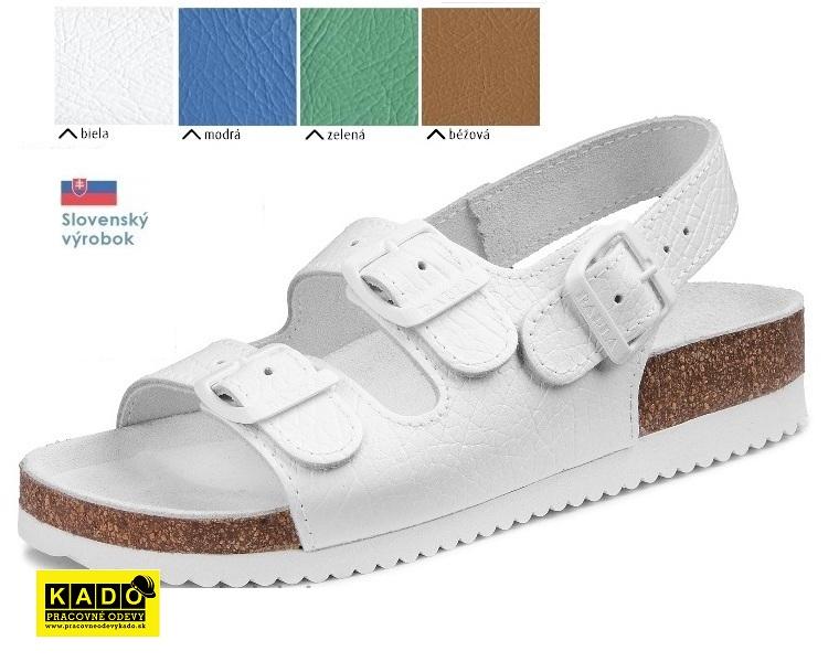 d9b1fb96e4df Pracovná obuv BAREA - ortopedické zdravotné sandále 030049