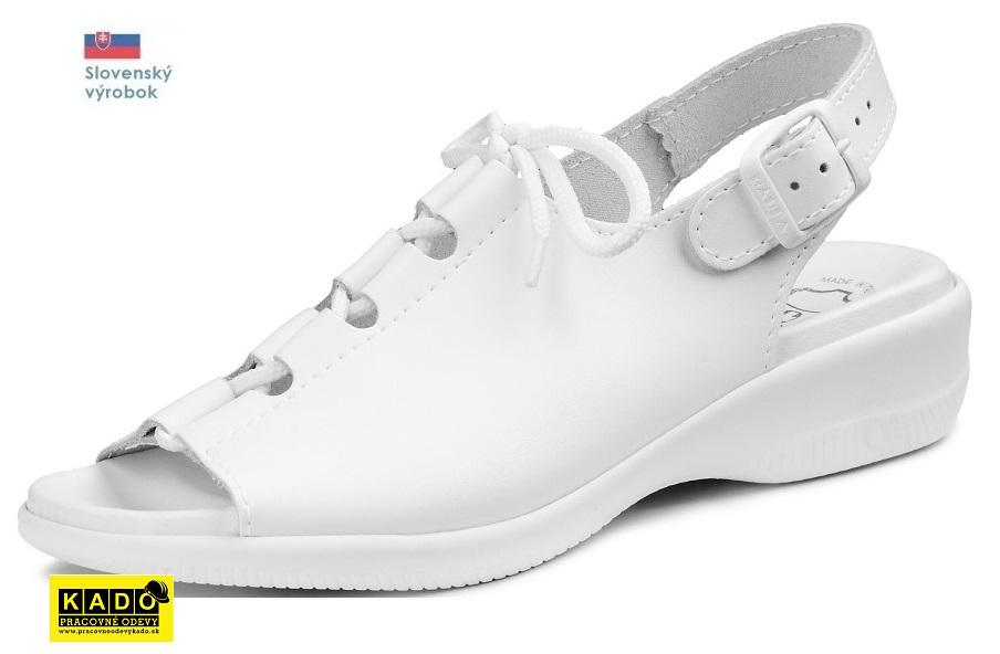 cce25dd953 Pracovná rehabilitačná obuv BAREA- zdravotné sandále 080020