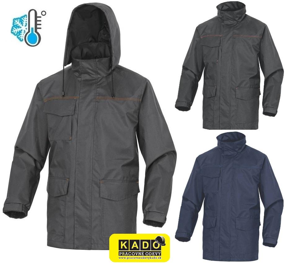 dcdc370cf890 Zateplená pracovná bunda kabát SLIGO DELTAPLUS