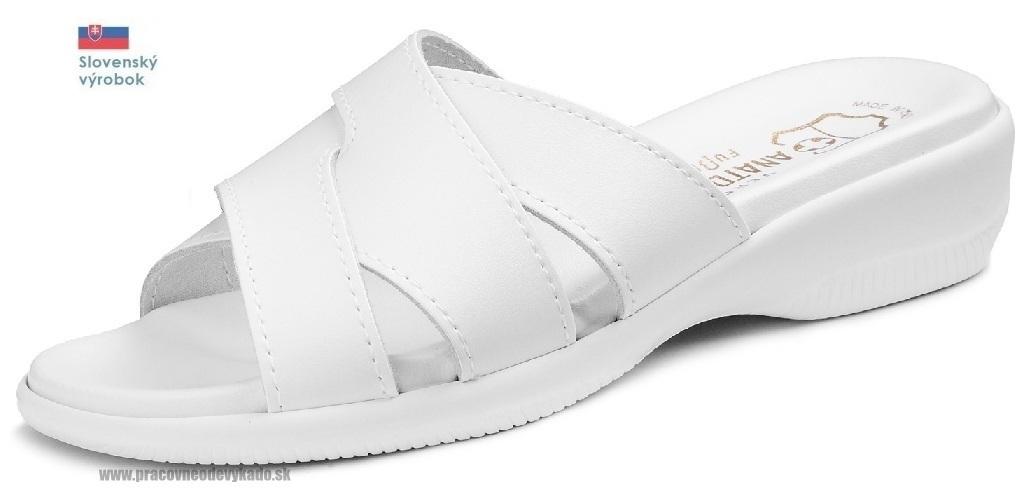 7e264046189d Pracovná rehabilitačná obuv barea - zdavotné šľapky 080042