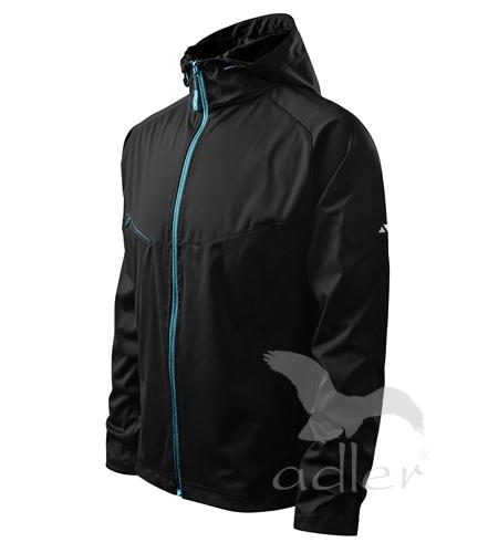 0c7337a2a 515 Pánska softshellová bunda COOL adler 01 čierna | PRACOVNÉ ODEVY ...