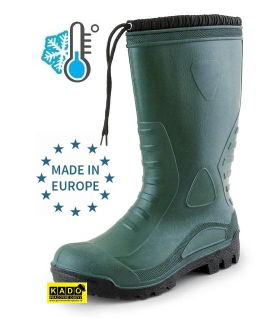 11f2299fa3 Pracovná obuv - Zateplené pracovné Čižmy MOON WINTER CXS