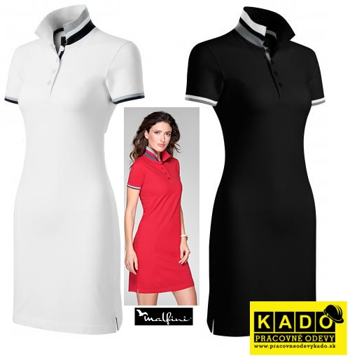 e92192648e 271 dámske bavlnené šaty dress up malfini 215g m2