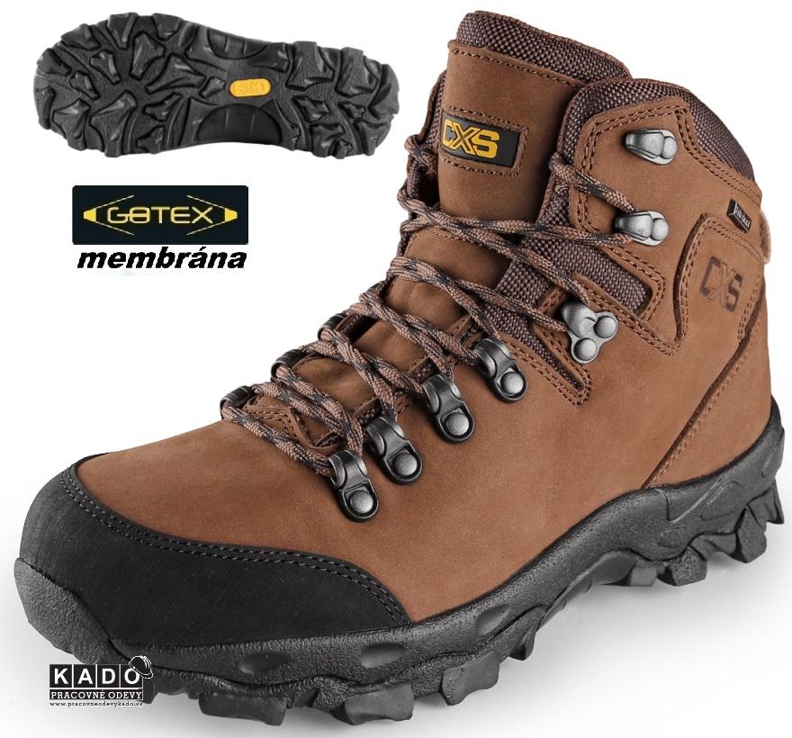 fc679ee5261e Pracovná treková obuv GO-TEX MONT BLANC