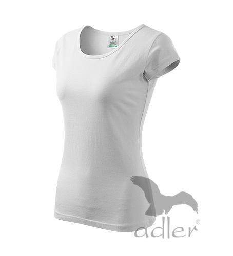 f8d5f21875e 122 Dámske tričko PURE 150 adler 00 biela