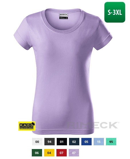 17bec3069a6e Vysokoprateľné Dámske tričko RESIST R02 RIMECK ADLER 160g