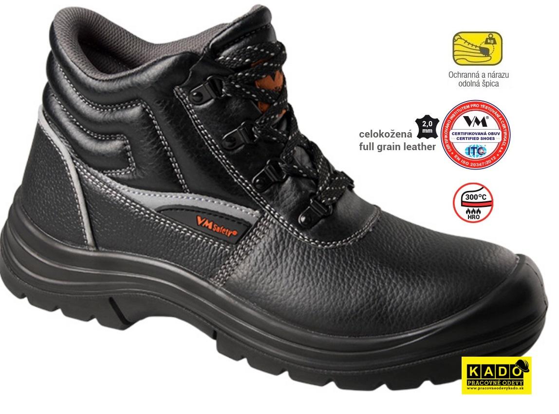5fb0e44e88ec Bezpečnostná obuv VM - BRUSEL 2880 S1 SRC