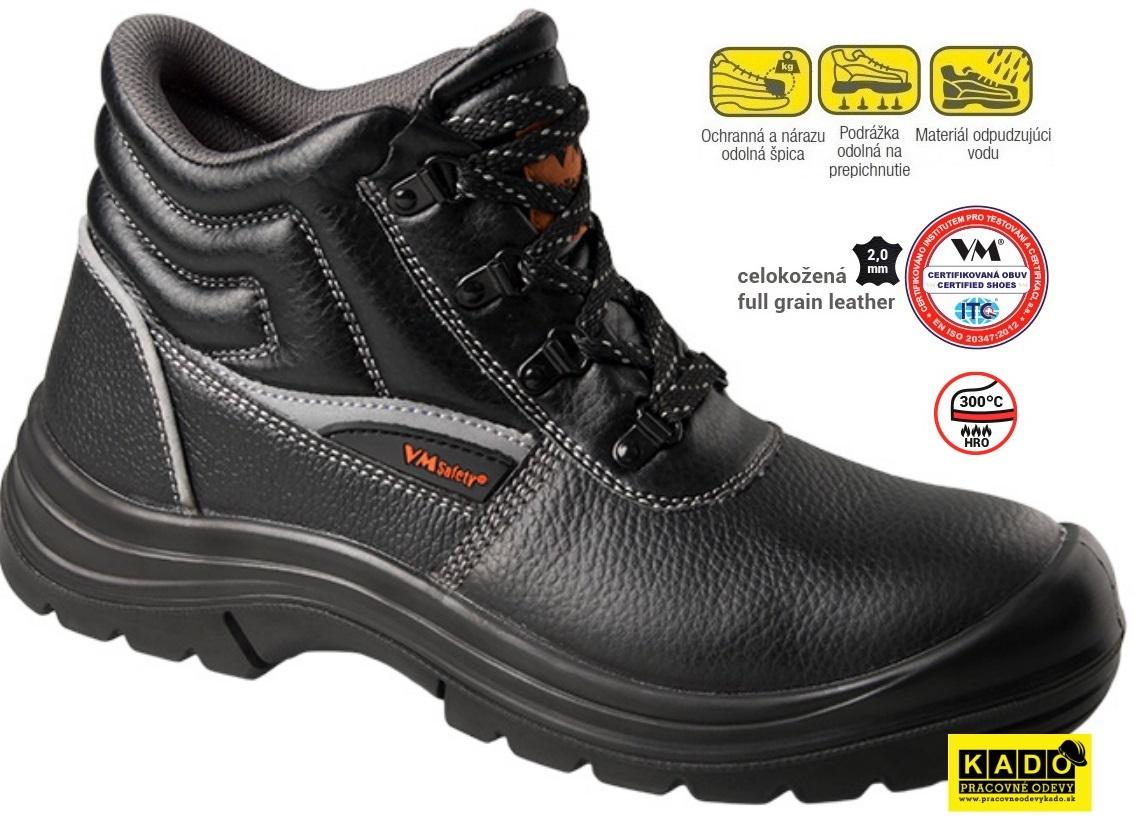 aafea07233 Bezpečnostná obuv VM - BRUSEL 2880 S3 SRC