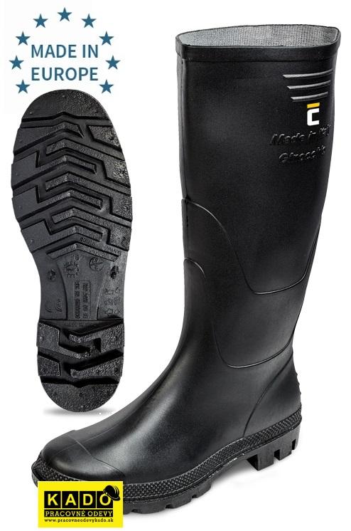 00fd6c38a2f2 Pracovná a pracovna obuv - pracovné čižmy a gološe